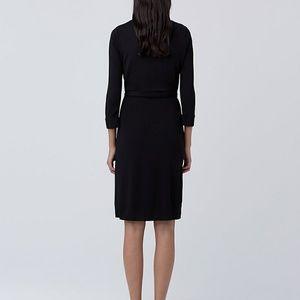 Diane Von Furstenberg A-Line Wrap Dress